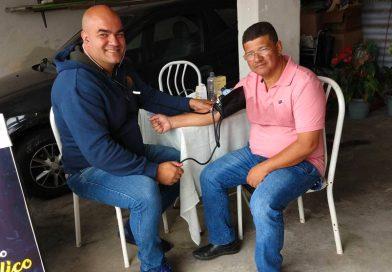 Ação Social | Sintrasp realiza evento no Jardim Pestana com palestra e cuidados à saúde