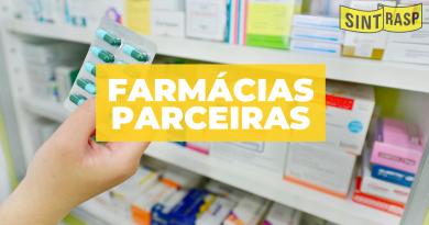 Farmácias | Sócios do Sintrasp contam com diversas opções para comprar suas medicações