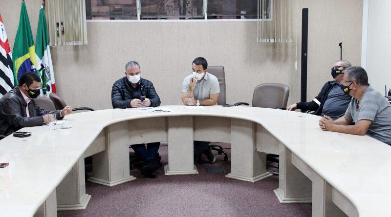 Reivindicações do Servidor | Reunião com a Prefeitura cobra soluções para questões urgentes