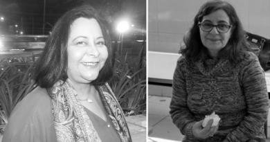 LUTO | Lamentamos o falecimento das Professoras Maria Lúcia e Telma Maria