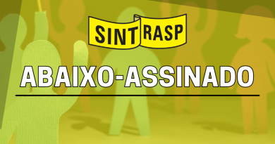 ABAIXO-ASSINADO