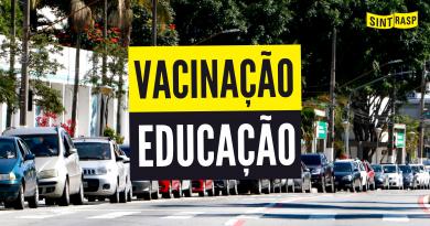 Covid-19   Confira o cronograma da vacinação para os profissionais da Educação