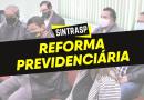 Reforma da Previdência Municipal | Confira a proposta do Sindicato